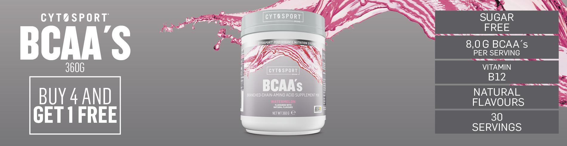 Cytosport BCAA