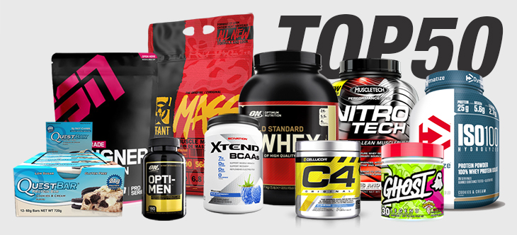 Top 50 Products