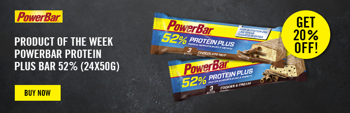 Powerbar Protein Plus Bar 52% - Product of the Week