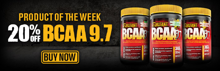 Mutant BCAA 9.7 - Product of the Week
