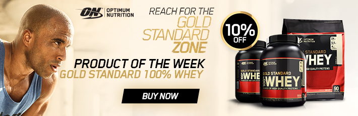 Product of the Week - ON Gold Standard 100% Whey