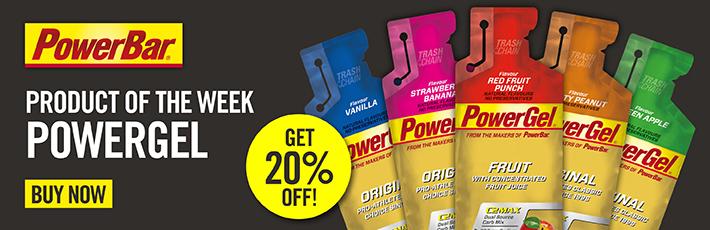 Product of the Week - Powerbar Power Gel