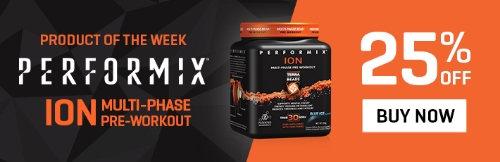 Product of the Week - Performix ION