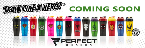 UNLEASH YOUR INNER HERO! -with PERFECT SHAKER