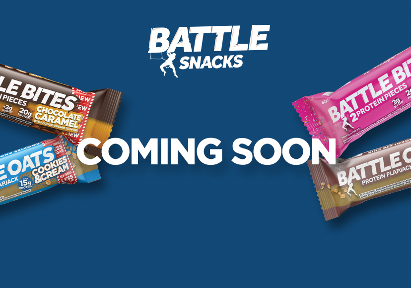 BATTLE SNACKS - COMING SOON