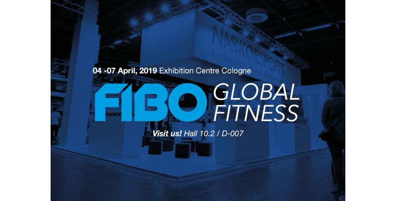VISIT US AT FIBO 2019!