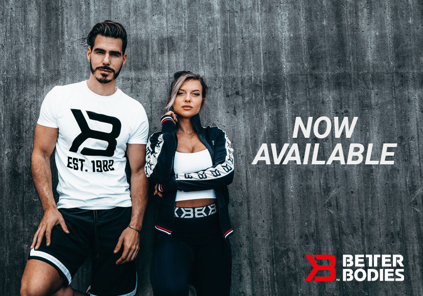 Better Bodies – NOW AVAILABLE