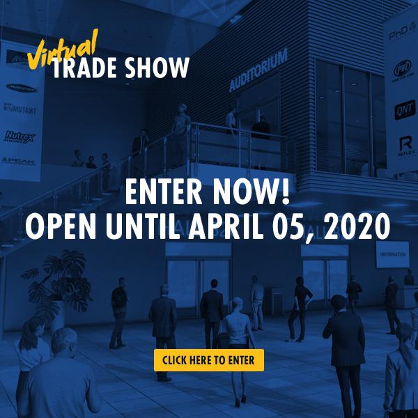 Virtual Trade Show 2020 – enter now!