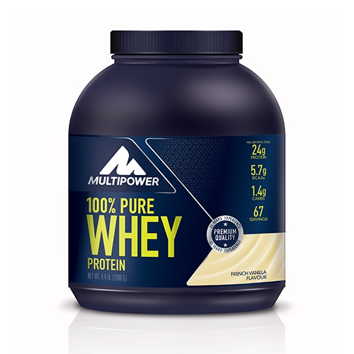 Multipower - 100% Whey Protein