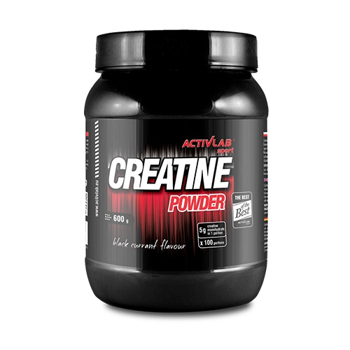 Activlab Creatine Powder (600g) Black Currant