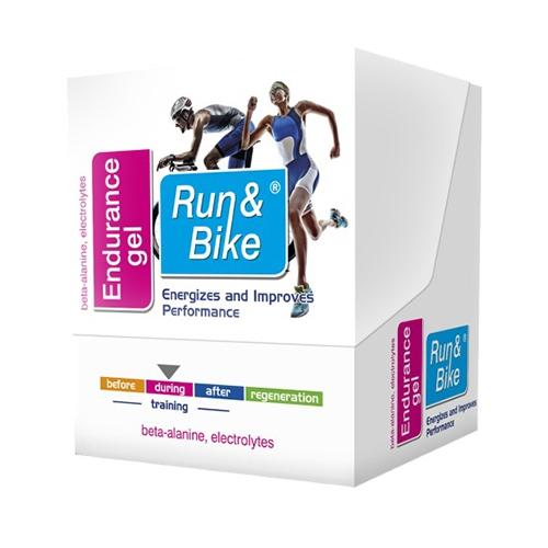 Activlab Run & Bike Endurance Gel (40gx18) Tutti Frutti