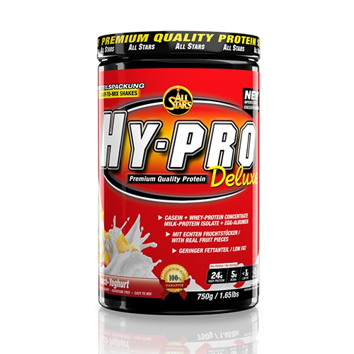 All Stars Hy-Pro Deluxe (1.65lbs) Strawberry-Banana