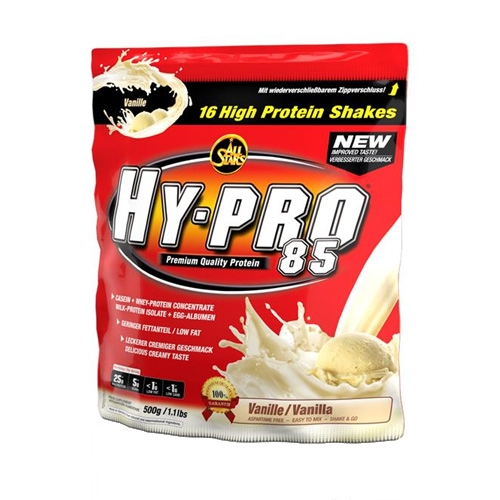 All Stars Hy-Pro 85 (1.1lbs) Coffee Caramel