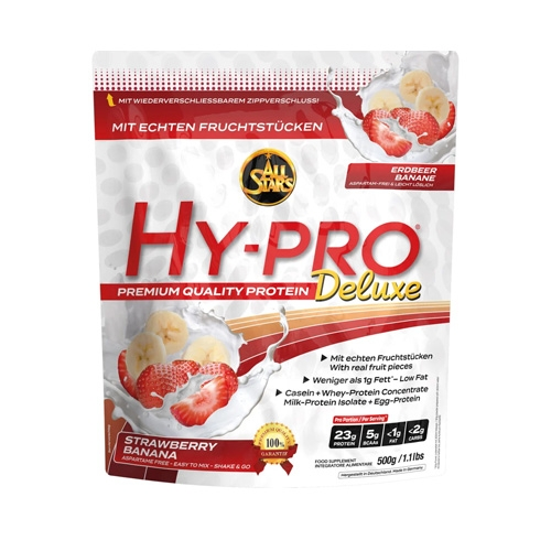 All Stars Hy-Pro Deluxe (1.1lbs) Strawberry-Banana