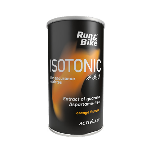 Activlab Run & Bike Isotonic Orange