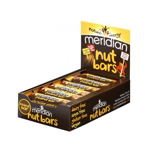 Peanut Bars (18x40g)