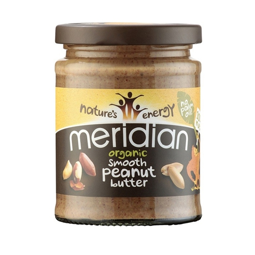 Organic Peanut Butter (6x280g)