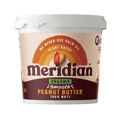 Organic Peanut Butter (1x1000g)