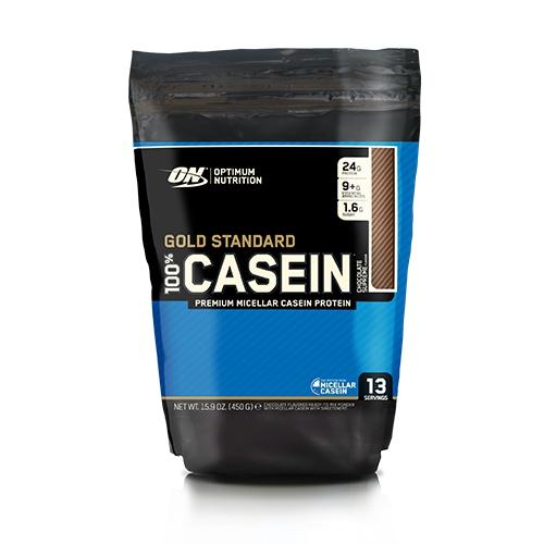100% Casein Gold Standard (450g)