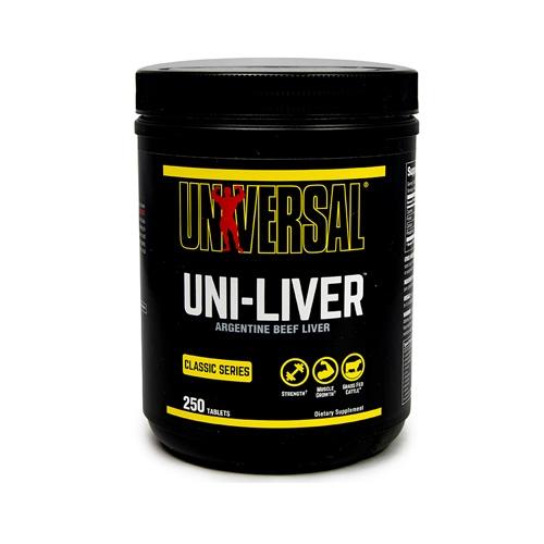Uni-Liver 30 Grain (250 Tabs)