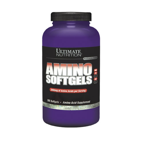 Amino Softgels (300)