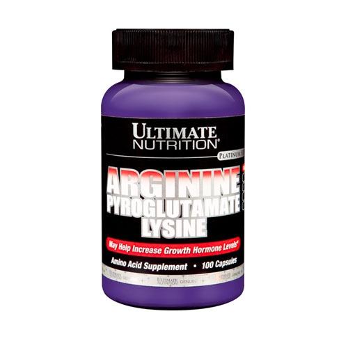 Arginine/Pyroglutamate/Lysine (100Caps)