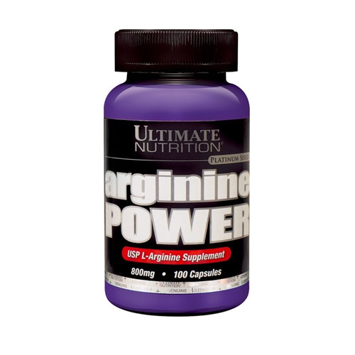 Arginine Power 800mg (100Caps)