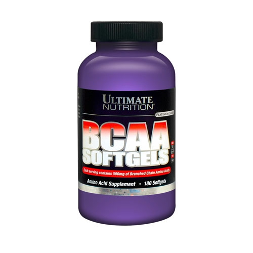 BCAA Softgels (180)