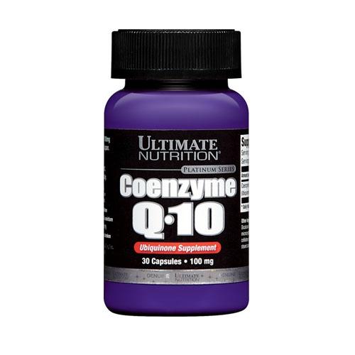 Coenzyme Q10 100mg (30Caps)