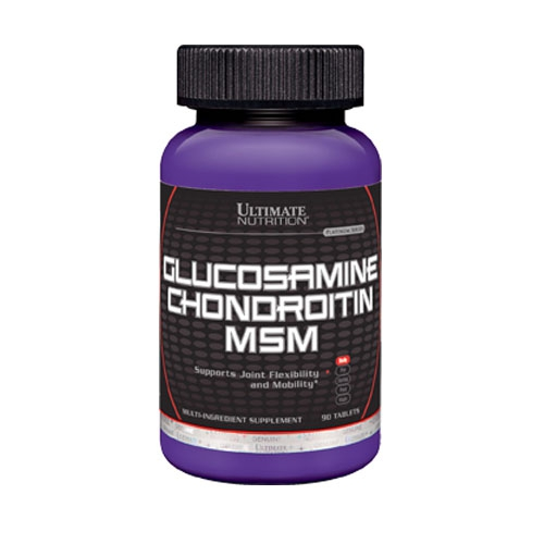 GLUCOSAMINE & CHONDROITIN & MSM