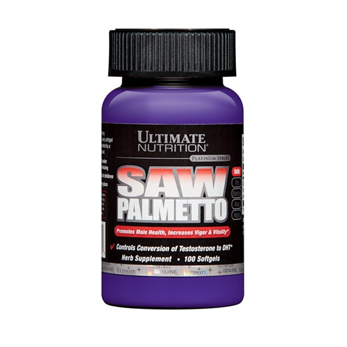 Saw Palmetto (100Caps)