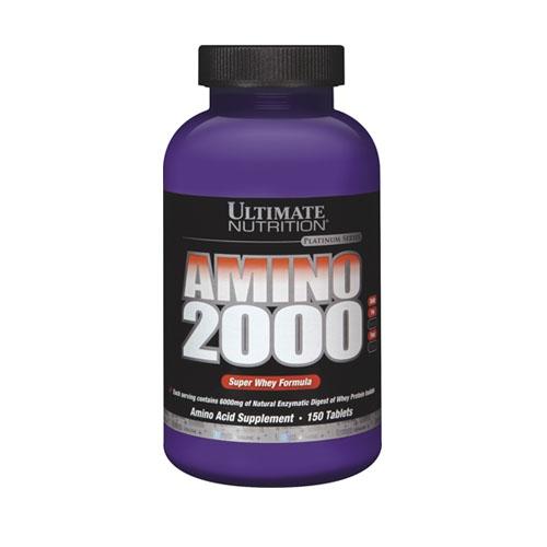 Super Whey Amino 2000 (150Tabs)