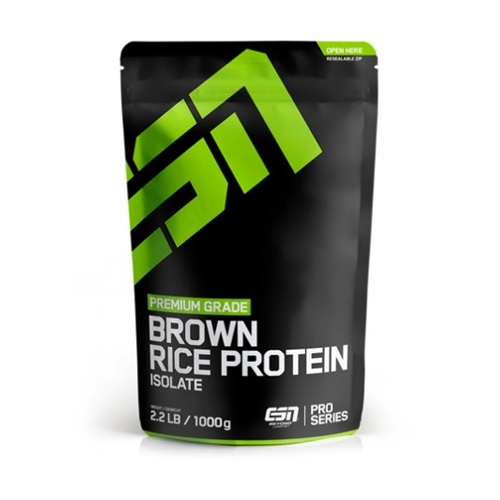 Brown Rice Protein Isolate (1000g)