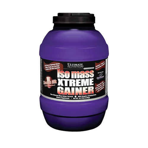 Iso Mass Xtreme Gainer (10lbs)