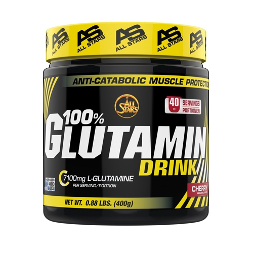 All Stars Glutamin Drink Cherry