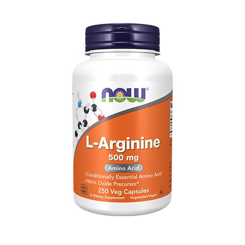 L-Arginine 500mg (250)