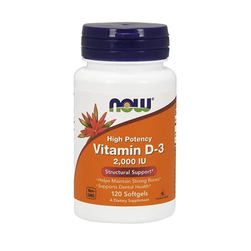 Vitamin D3 2000IU (120)