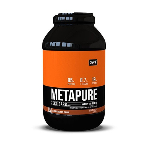 Metapure Zero Carb Whey Isolate (2000g)
