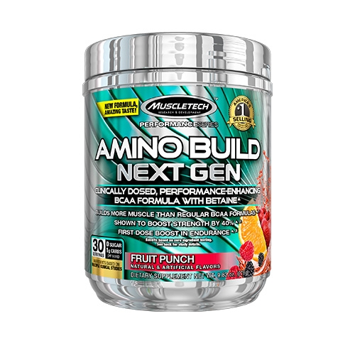 Performance Series Amino Build Next Gen (30 serv)