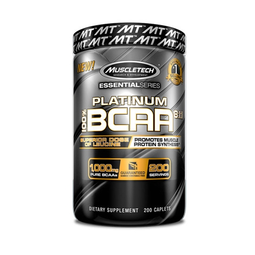 Essential Series Platinum BCAA 8:1:1 (200)