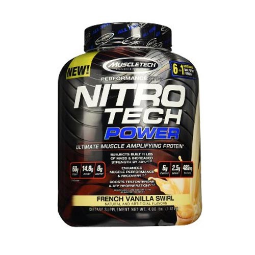 Performance Series Nitro-Tech Power (4lbs)