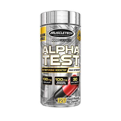 Pro Series Alpha Test (120)