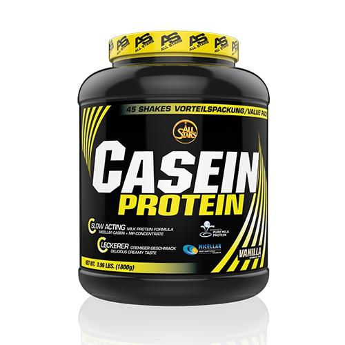 All Stars Casein Protein (1800g) Chocolate