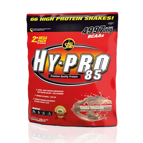 All Stars Hy-Pro 85 (2000g) Chocolate