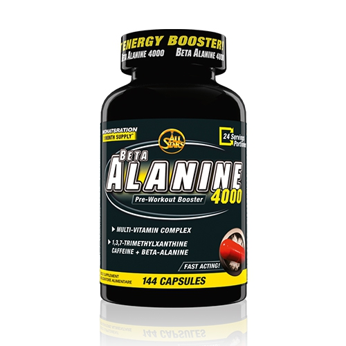All Stars Beta Alanine (144 Caps) Standard