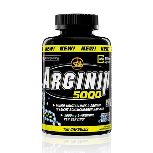 All Stars Arginine 5000 (150) Standard