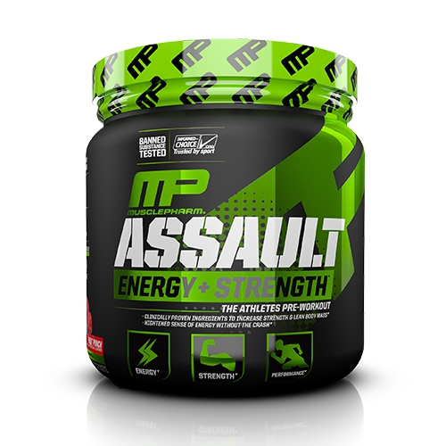 Assault Sport Pre-Workout (30 serv)