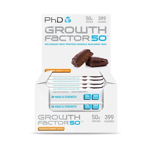 Growth Factor 50 Brownie (12x100g)