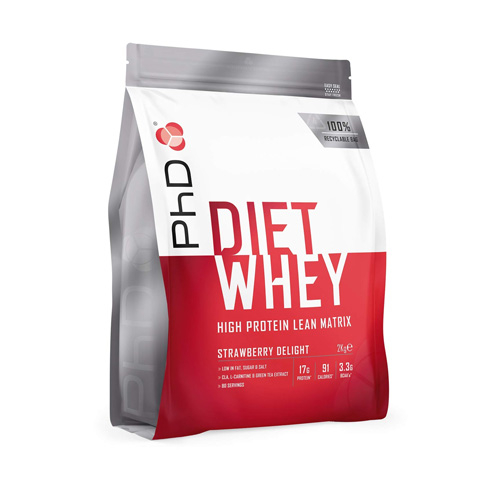 PhD - Diet Whey