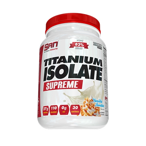 Titanium Isolate Supreme 2.0 (2lbs)
